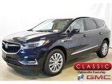 2020 Buick Enclave Dark Moon Blue Metallic