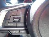 2019 Subaru Impreza 2.0i Sport 4-Door Steering Wheel