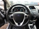2019 Ford Fiesta SE Hatchback Steering Wheel