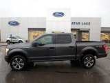2019 Magnetic Ford F150 STX SuperCrew 4x4 #135657987