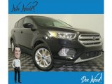 2019 Agate Black Ford Escape SE 4WD #135671422