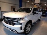 2019 Iridescent Pearl Tricoat Chevrolet Silverado 1500 High Country Crew Cab 4WD #135671337