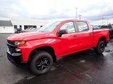 2020 Red Hot Chevrolet Silverado 1500 Custom Trail Boss Crew Cab 4x4 #135671331