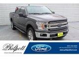 2019 Magnetic Ford F150 XLT SuperCrew 4x4 #135671402