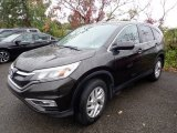 2016 Kona Coffee Metallic Honda CR-V EX AWD #135671390