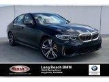 2020 Black Sapphire Metallic BMW 3 Series M340i Sedan #135691414
