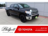 2017 Midnight Black Metallic Toyota Tundra SR5 CrewMax #135691411