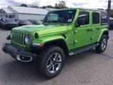 2020 Jeep Wrangler Unlimited Mojito!