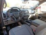 2020 Ford F150 XLT SuperCab 4x4 Medium Earth Gray Interior