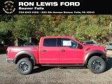 2020 Race Red Ford F150 SVT Raptor SuperCrew 4x4 #135691326