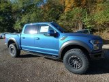 Ford Performance Blue Ford F150 in 2020