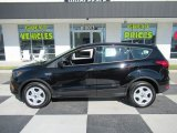 2019 Agate Black Ford Escape S #135691432