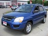 2009 Kia Sportage Smart Blue