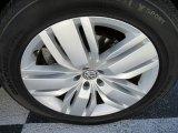 Volkswagen Atlas Wheels and Tires