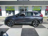 2019 Modern Steel Metallic Honda CR-V Touring AWD #135691424
