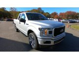 2019 Ingot Silver Ford F150 XL SuperCab 4x4 #135711205