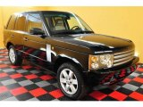 2005 Java Black Pearl Land Rover Range Rover HSE #13529050