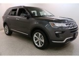 2019 Magnetic Ford Explorer Limited 4WD #135715863