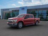 2019 Ruby Red Ford F150 XLT SuperCrew 4x4 #135715888