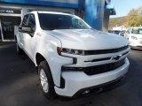 2020 Summit White Chevrolet Silverado 1500 RST Crew Cab 4x4 #135715792