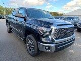 2020 Midnight Black Metallic Toyota Tundra SR5 CrewMax 4x4 #135727868