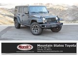 2017 Rhino Jeep Wrangler Unlimited Rubicon Hard Rock 4x4 #135727813