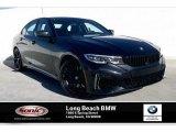 2020 Black Sapphire Metallic BMW 3 Series M340i Sedan #135727938
