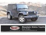 2010 Black Jeep Wrangler Rubicon 4x4 #135727809