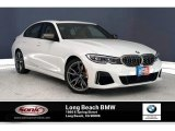 2020 Alpine White BMW 3 Series M340i Sedan #135727937