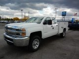 2019 Chevrolet Silverado 2500HD Work Truck Double Cab 4WD Chassis Data, Info and Specs