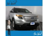 2011 Ingot Silver Metallic Ford Explorer XLT 4WD #135727970