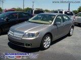 2008 Vapor Silver Metallic Lincoln MKZ Sedan #13531375