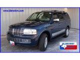 2008 Dark Blue Pearl Metallic Lincoln Navigator Luxury 4x4 #13531363