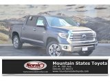 2020 Magnetic Gray Metallic Toyota Tundra 1794 Edition CrewMax 4x4 #135745145