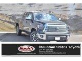 2020 Midnight Black Metallic Toyota Tundra Limited CrewMax 4x4 #135745143