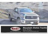 2020 Magnetic Gray Metallic Toyota Tundra SR5 Double Cab 4x4 #135745137