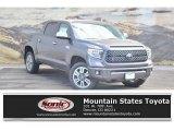 2020 Magnetic Gray Metallic Toyota Tundra Platinum CrewMax 4x4 #135745135
