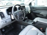 2020 GMC Canyon Interiors