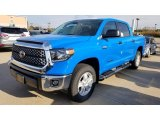 2020 Cavalry Blue Toyota Tundra SR5 CrewMax 4x4 #135762840