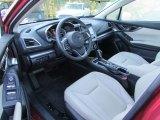 2019 Subaru Impreza Interiors