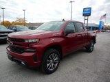 2020 Cajun Red Tintcoat Chevrolet Silverado 1500 RST Crew Cab 4x4 #135762901