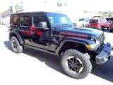 2020 Jeep Wrangler Unlimited Black