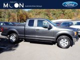 2019 Magnetic Ford F150 XL SuperCab 4x4 #135762691