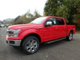 2020 Ford F150 Race Red