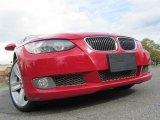 2009 Crimson Red BMW 3 Series 335i Convertible #135780673