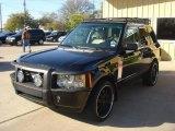 2003 Land Rover Range Rover Java Black Metallic
