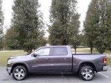 2020 Granite Crystal Metallic Ram 1500 Laramie Crew Cab 4x4 #135780488