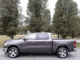 2020 Granite Crystal Metallic Ram 1500 Laramie Crew Cab 4x4 #135780487