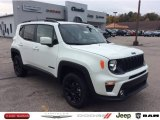 2020 Alpine White Jeep Renegade Latitude 4x4 #135780741
