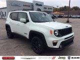 2020 Alpine White Jeep Renegade Latitude 4x4 #135780740